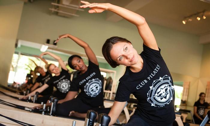 Club Pilates - Manhattan Beach: $49 for Five Pilates Classes at Club Pilates ($100 Value)