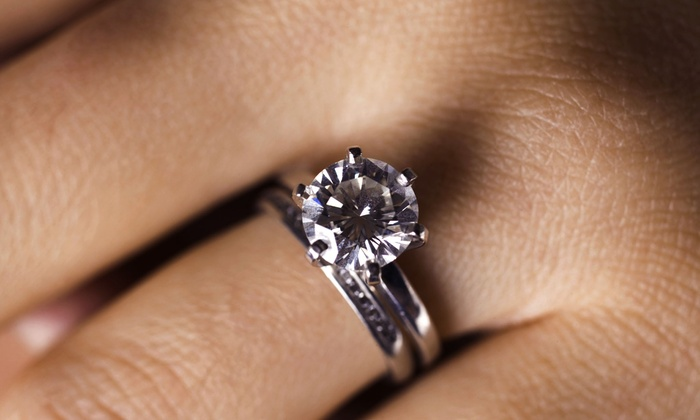 Select Jewelers - Memorial: Give Your Ring a Spa Day Package or $158 for $300 Worth of Jewelry at Select Jewelers