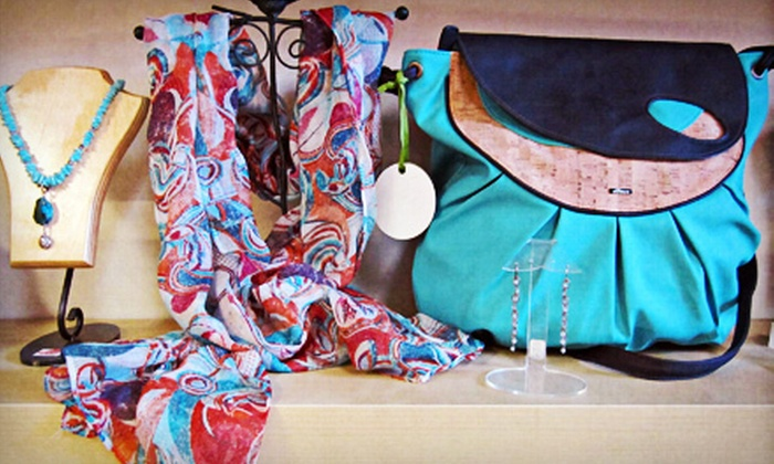 Adorn Me - Central Area,Downtown,North State: $15 for $30 Worth of Boutique Jewelry, Apparel, and Accessories at Adorn Me