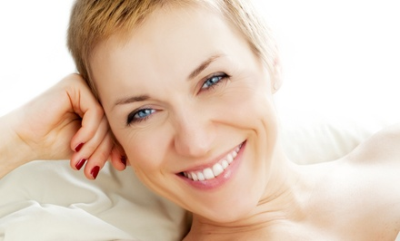 Zoom! Whitening with Optional Botox or Invisalign Consultation at Atlantic Ave Dental Group (Up to 74% Off)