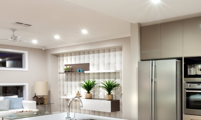 a chat with refresh lighting - Home Lighting Installation