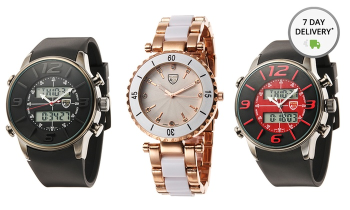 Picard & Cie Men's and Women's Watches: Picard & Cie Men's and Women's Watches. Multiple Styles from $29.99—$34.99. Free Returns.