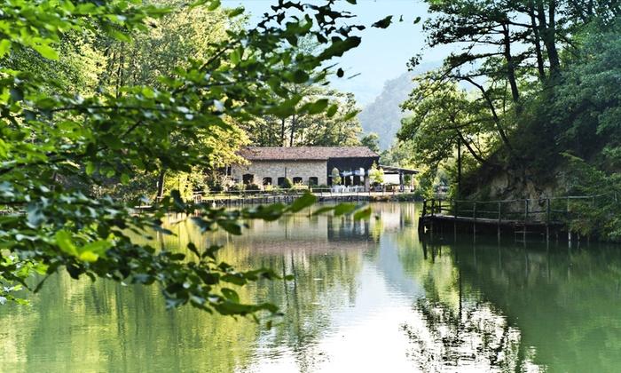 Parco Matildico - Parco Matildico: Ingresso al Parco Matildico con percorso avventura, canoa e pranzo a 25,99 €