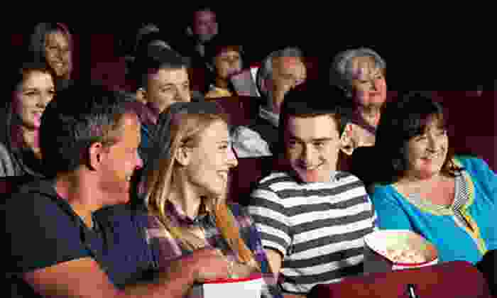 Movie Tavern - Tucker: $6 for One Movie and One Large Popcorn at Movie Tavern (Up to $14 Value)