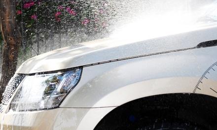 Lavaggio auto e igienizzazione