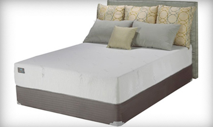Ultramatic - Toronto: Twin, Double, Queen, or King Size Gel Memory-Foam Mattress at Ultramatic (Up to 80% Off)