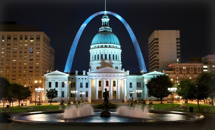 4-Star St. Louis Hotel & Casino near the Arch