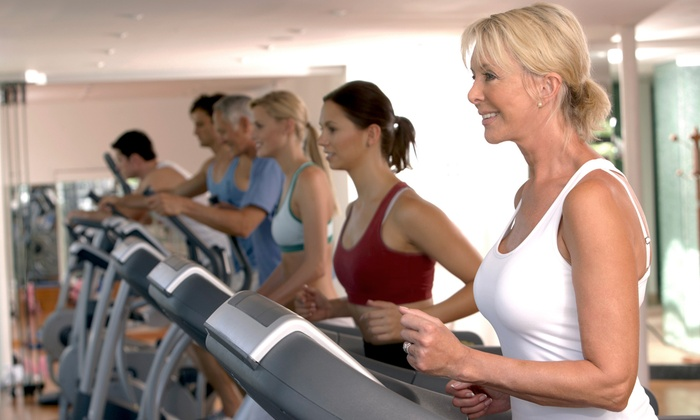 P.T.S. Health & Fitness - Skillman: One- or Three-Month Gym Membership at P.T.S. Health & Fitness (Up to 67% Off)