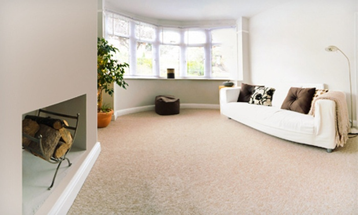Nation's Best Carpet Care - Los Angeles: Three Rooms and a Hall, Four Rooms and a Hall, or Whole-House Carpet Cleaning from Nation's Best Carpet Care (Up to 78% Off)