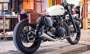 Hermy's BMW and Triumph: $13 for a 27-Point Motorcycle Inspection at Hermy's BMW and Triumph ($29 Value)
