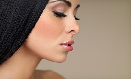Eyelash Extensions with Optional Fill at Permanent Beauty by Lisa (Up to 77% Off)
