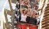 Fun Spot America - Florida Center: $9 for a Go-Kart and Roller Coaster Sampler at Fun Spot America ($18 Value)
