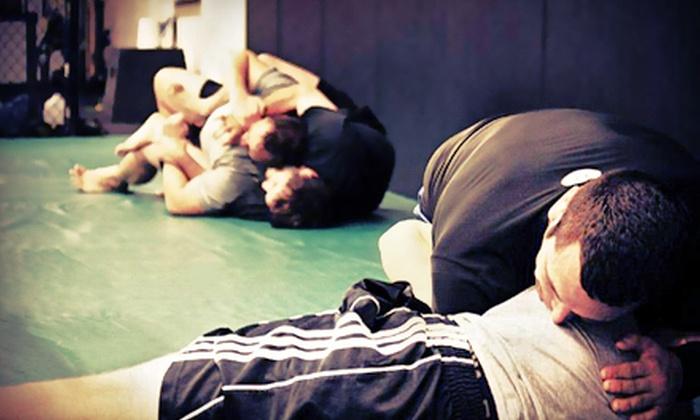 Jiu-Jitsu and Strength Academy - Rocky Hill Ferry Historic District: Kids Jiujitsu Classes or Adult Martial-Arts Classes at Jiu-Jitsu and Strength Academy in Cromwell (Up to 72% Off)