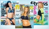 2-Year, 20-Issue Subscription to Fitness: 2-Year, 20-Issue Subscription to Fitness Magazine