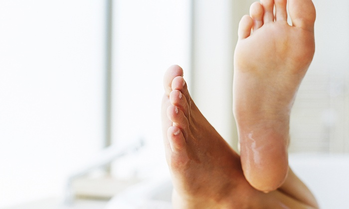 Your foot clinic - Multiple Locations: Nail Fungal Treatment from £39 at Your Foot Clinic (Up to 65% Off)