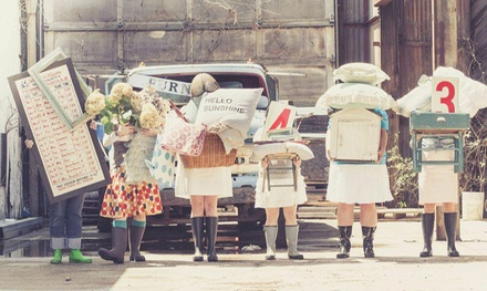 Three- or Two-Day Admission for Two to Vintage Market Days (Up to 50% Off)