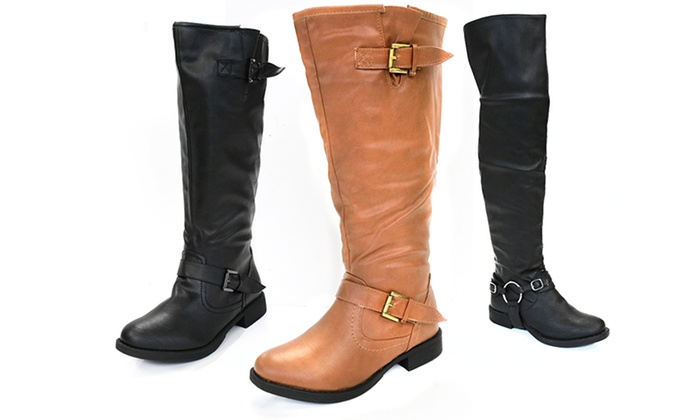 Twisted & Trusol Fashion Boots: Twisted and Trusol Women's Fashion Boots. Multiple Options Available. Free Shipping and Returns.