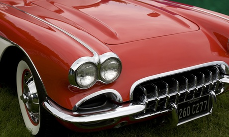 $25 for Powder-Coat Restoration for Any Small Auto Part at Double D's Customs LLC. ($50 Value)