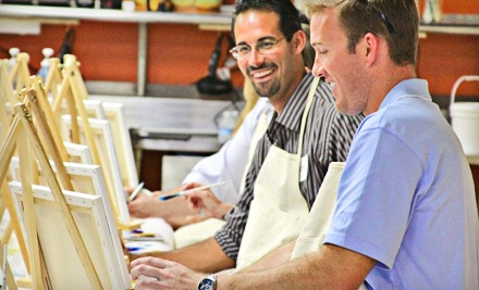2-Hour BYOB Painting Class for Two (a $70 value) - Alla Prima Creations in Juno Beach