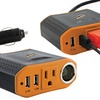 Armor All Car 100W Power Inverter and Converter with 2 USB Ports