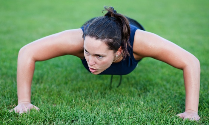 RJ Fitness - Multiple Locations: 10 or 20 Body Sculpt Boot-Camp Classes at RJ Fitness (Up to 87% Off)