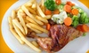 La Parrilla - Multiple Locations: Latin Dinner for Two or Four at La Parrilla Rotisserie & Grill (Up to 52%)