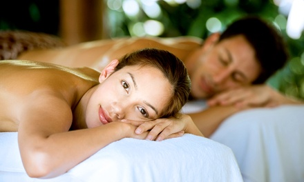 One-Hour Couples or Individual Massage at Lillie D'or Salon & Spa (Up to 50% Off)