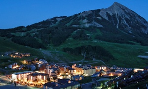 Elevation Hotel and Spa: Stay with Daily Spa Credits at Elevation Hotel and Spa in Crested Butte, CO. Dates into December.