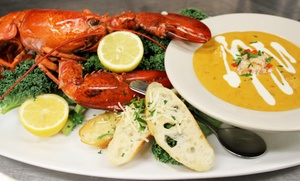 ROCfish: Seafood Dinner for Two or Four at ROCfish (Up to 42% Off)