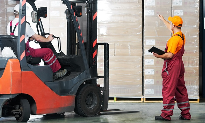 Forklift Driving Course: One, Three, Four, Five or Seven Days at Autec Training (Up to 67% Off)
