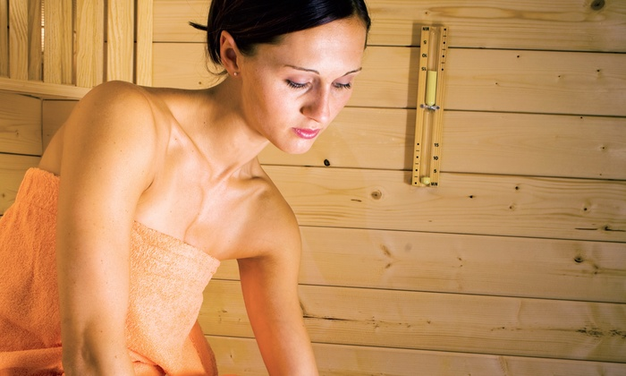 Now & Zen, LLC - Downtown: 3, 5, or 10 Infrared Sauna Sessions at Now & Zen, LLC (Up to 55% Off)