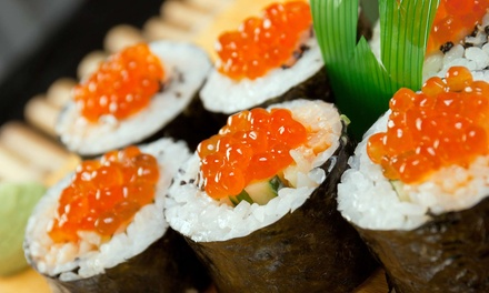 $17 for $30 Worth of Sushi and Drinks at Sushi Thaime