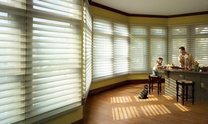 Supershade: C$99 for C$250 Toward Window Fashions with an In-Home Consultation from Supershade
