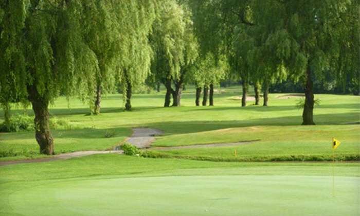 Bear Creek Golf Club - Strathroy: 18-Hole Round of Golf with Lunch for Two or Four at Bear Creek Golf Club (Up to 54% Off)