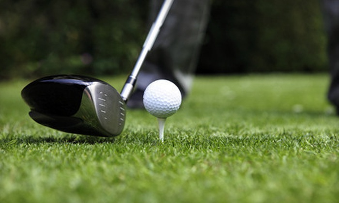 Fountain Hills Golf Club - Alsip: $27 for Nine-Hole Round of Golf for Two with GPS-Equipped Cart Rental at Fountain Hills Golf Club in Alsip (Up to Half Off)