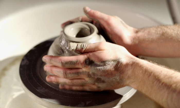 Clay Owen Studios - Taku / Campbell: Wheel-Thrown Pottery Class for One, Two, Three, or Six at Clay Owen Studios (Up to 61% Off)