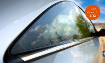 Detail Service with Option for Wax and Polish at TNS Auto Detail (Up to 67% Off)
