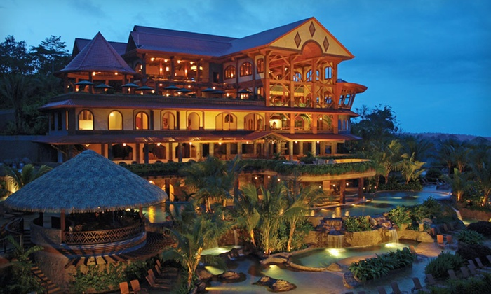 The Springs Resort & Spa - Costa Rica: 3- or 5-Night Stay at The Springs Resort & Spa in La Fortuna, Costa Rica