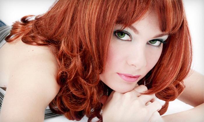Avissa Salon|Spa - Plansmart: Hair Services at Avissa Salon|Spa (Up to 61% Off). Three Options Available.