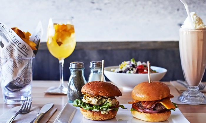 Sliderbar - Multiple Locations: $12 for $20 Worth of Gourmet Sliders and Craft Beer at Sliderbar