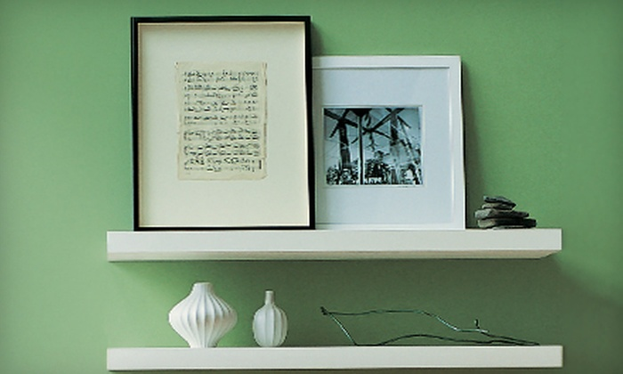 Frames + - Tallahassee: $45 for $100 Worth of Custom Framing at Frames +