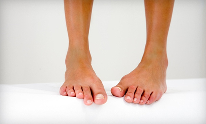 Dynamic Medical Centers - Murfreesboro: Laser Toe-Fungus Treatment for One or Both Feet at Dynamic Medical Centers (Up to 80% Off)