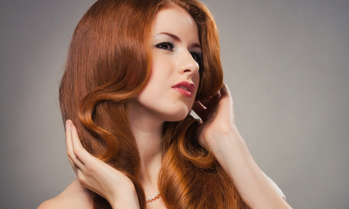 Elina & Co Hair Salon - Canoga Park: Haircut with Deep-Conditioning Treatment, Color, or Highlights and Color at Elina & Co Hair Salon (Up to 65% Off)