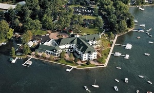 1-night Stay For Up To Four At Oakwood Resort In Syracuse, In. Combine Up To 3 Nights.