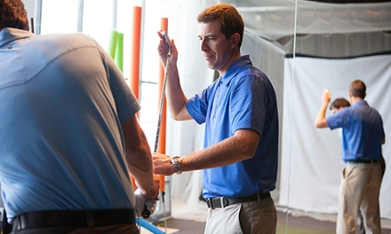One or Three 60-Minute Private Golf Lessons with PGA Pro Tommy Sharp at Golf Lab Salt Lake City (Up to 50% Off)
