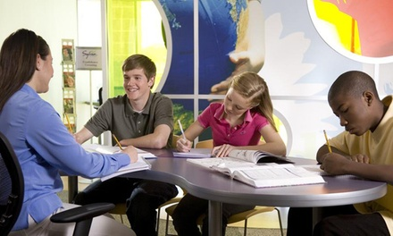 Skills Assessment and Four Hours of Tutoring at Sylvan Learning Center (Up to 84% Off)