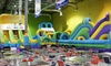 Jumpin' Jamboree - Doral Resort and Country Club: $20 for a Kids Bounce Visit for Two with Pizza and Soda at Jumpin' Jamboree in Doral (Up to $46.92 Value)