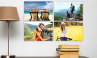 GROUPON: 92% Off Custom Photo Printed on Metal from Picture It on Canvas Picture It On Canvas