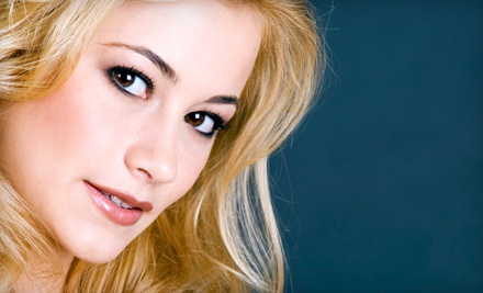 Style and Haircut Packages at Designer Hair Studio (Up to 64% Off). Three Options Available.