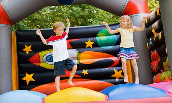NorCal Jump - Blossom Valley: $65 for Eight-Hour Bounce-House Rental from NorCal Jump ($130 Value)